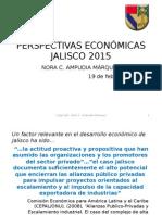 Perspectivas Económicas Jalisco 2015