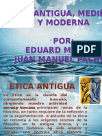 Etica Ant Cont y Moderna