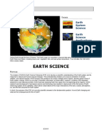 Earth Science Applications