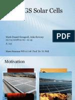 Cis Cigs Solar Cells3102