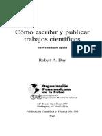 Como Escribir y Publicar Un Artículo Científico