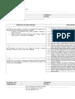Formato Planificaciones 2013-Carta Gantt 5to