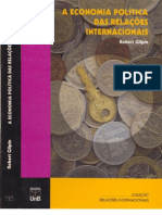 Robert Gilpin - A Economia Política Das Relações Internacionais (2002)