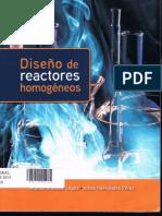 Diseño de Reactores Homogéneos