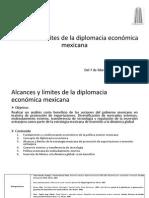 Alcances y Lu00EDmites de La Diplomacia Econu00F3mica Mexicana 14feb