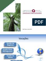 Supriqual Consultoria - Conhecimento e Prática com Excelência em Supply Chain