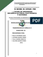 Transmicion de Señales II