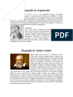 Biografia Arquimides