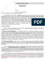 Tutelas jurisdicionais diferenciadas p1