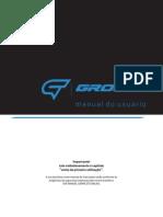 Manual Do Usuário Groove