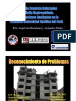 Conferencia SENCICO Placas