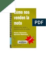 """Como Nos Venden La Moto"" - Chomsky Ramonet"