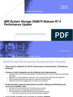 DS8870 R7.4 Performance Update 10-21-2014
