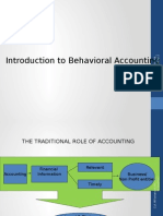 Chapter 1_introduction to Behavioral Accounting