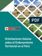 Ordenamiento Territorial en El Peru 05_2014