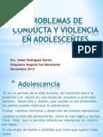 11. Conducta Antisocial en Adolescentes