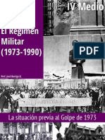 El Regimen Militar