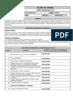 Plano de Ensino Resist Materiais II 2015-1