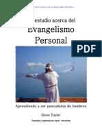 LIBRO Un Estudio Acerca Del Evangelismo Personal
