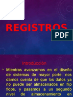 Clase de Registros