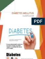 Diabetes Mellitus Clasificacion (1)
