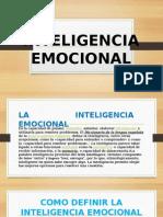 Inteligencia Emocional-Inteligencia Emocional