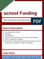 finance final project