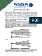 050-Nose Cone Design