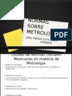 Normas Sobre Metrologia