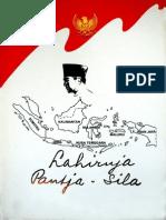 LAHIRNYA PANCASILA Pidato Pertama Pancasila Diucapkan Bung Karno Di Depan Dokuritu Zyunbi Tyoosakai 1 Juni 1945