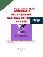 Plan Comunitario Ruffo Figueroa 1