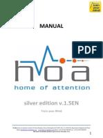 Hoa Silver Edition Manual V1 5-0-120308 En
