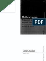 Lipman, Matthew - Natasha.  Aprender a pensar con Vygotsky.pdf
