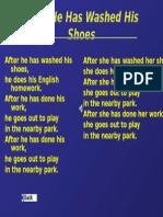 AfterHeHasWashedHisShoes.ppt