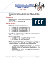 Torneo Regional de Ajedrez Paita 2015