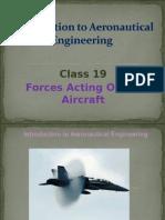 (Class 19) Introduction to Aeronautical Engineering