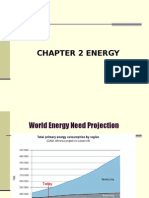 EIS Chapter 2 - Energy