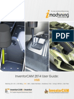InventorCAM 2014 HSS User Guide