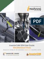 InventorCAM 2014 Sim.5-Axis User Guide