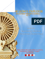 The Lion's Outlook_Sitagu Stars' Research Journal_vol-06_2015
