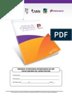 MANUAL DE FORMACION  DE CAPACITADORES