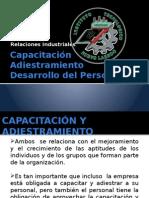 Capacitación, Adiestramiento y Desarrollo de Personal.pptx