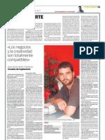 CapturARTE en El Diario Montañés