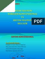 MODUL 2 Sistem Konvensional vs Celuler
