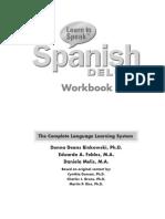 Learn to Speak Spanish - Workbook