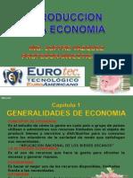Diapositivas Introduccion a La Economia