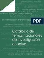 Catálogo Is