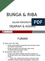 Bunga & Riba
