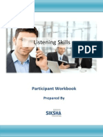 Listening Skills - Workbook