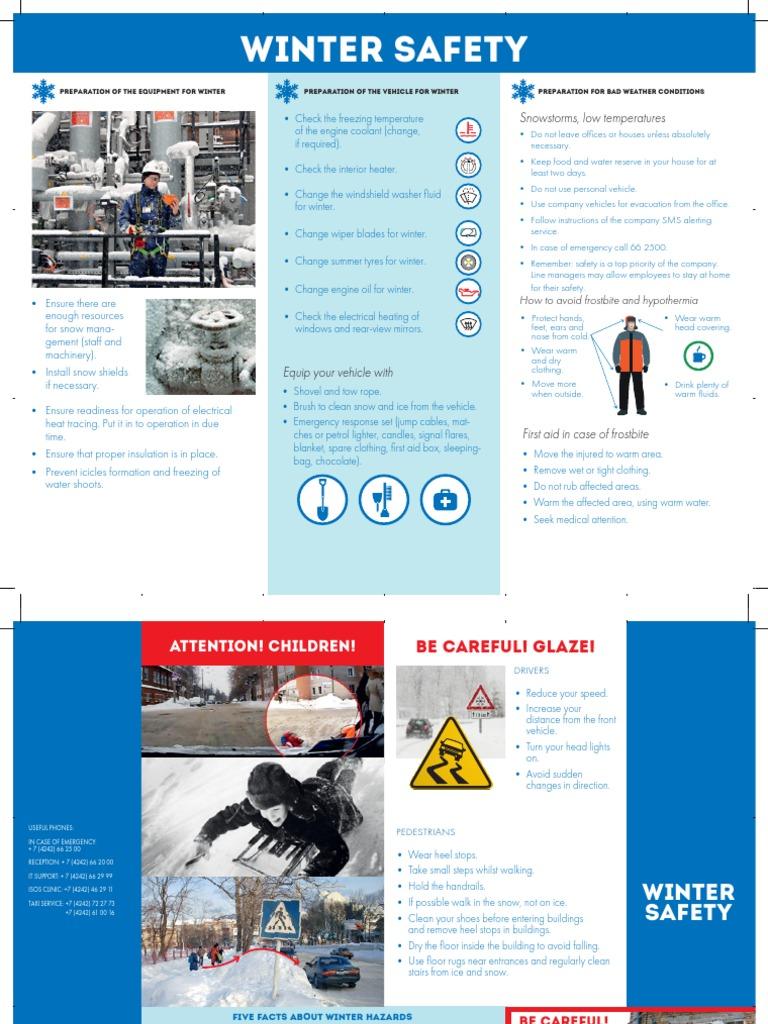 Booklet_engl pdf   Snow   Ice